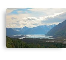 Matanuska Glacier II Canvas Print