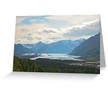 Matanuska Glacier II Greeting Card