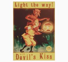 BioShock Infinite – Devil's Kiss Poster by PonchTheOwl