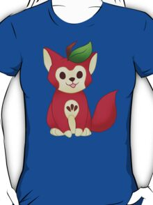 Fruit Cats: Apple Cat T-Shirt