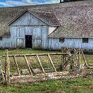 Abandoned Barn by Eddie Yerkish