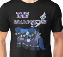 the shadowbolts Unisex T-Shirt