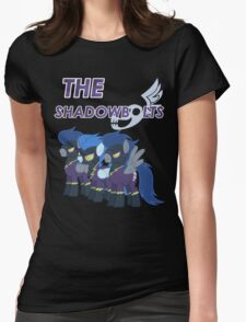 the shadowbolts Womens Fitted T-Shirt