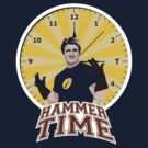 Hammer Time by chewietoo