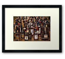 France. Cognac. At the House of Martell. Framed Print