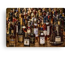 France. Cognac. At the House of Martell. Canvas Print