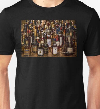 France. Cognac. At the House of Martell. Unisex T-Shirt