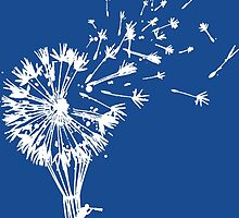 Last Man On Earth Dandelion Hot Air Balloon Tandelion by PrettyStuff