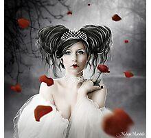 Silk Maiden Photographic Print