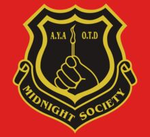 Are You Araid Of The Dark. members of the midnight society Kids Tee