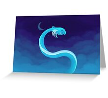 Night Air Greeting Card