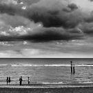 SOUTHWOLD BEACH IV by Redtempa