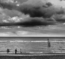 SOUTHWOLD BEACH IV by Redtempa
