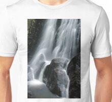 Beaver Meadow Brook Falls - Detail Unisex T-Shirt