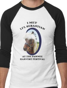 Lil Sebastian Men's Baseball ¾ T-Shirt