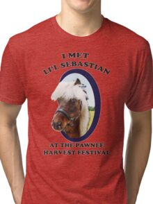 Lil Sebastian Tri-blend T-Shirt