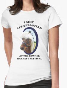 Lil Sebastian Womens Fitted T-Shirt