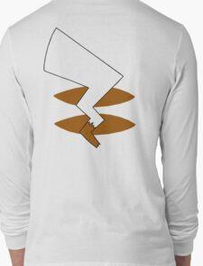 Pika Tail Long Sleeve T-Shirt