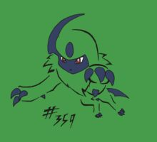 Pokemon 359 Absol Baby Tee