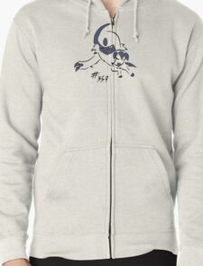 Pokemon 359 Absol Zipped Hoodie