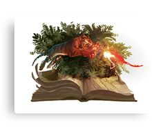 The Jungle Book - The Red Flower . ChiaraLamieri Canvas Print