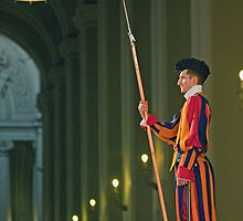 Swiss Guard by PeteRobinson