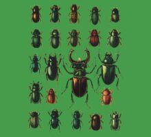 Beetle specimen 2 Baby Tee