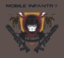 Veteran's Badge- Starship Troopers