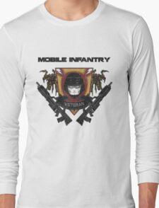 Veteran's Badge- Starship Troopers Long Sleeve T-Shirt