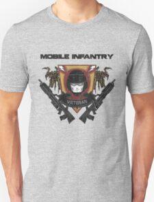 Veteran's Badge- Starship Troopers Unisex T-Shirt