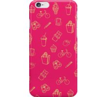 Cute Patterns! iPhone Case/Skin