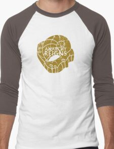 House Helix: Anarchy Reigns Men's Baseball ¾ T-Shirt