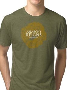 House Helix: Anarchy Reigns Tri-blend T-Shirt