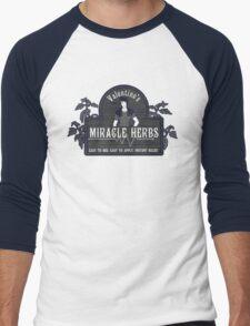Resident Herbalist- Resident Evil Men's Baseball ¾ T-Shirt