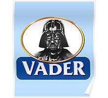 Vader Oats Poster