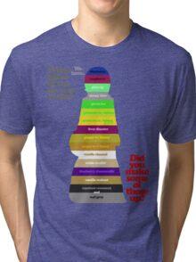 Ramona's Tea Time Tri-blend T-Shirt