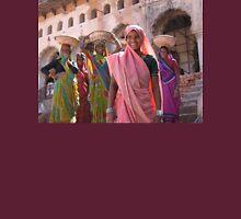 Indian women at work, Orchha, India  Unisex T-Shirt
