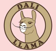 Dali Llama One Piece - Short Sleeve