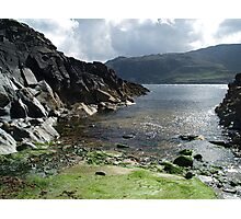 Jetty near Malin Beg Photographic Print