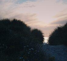Dunes at Sunset by WatscapePhoto