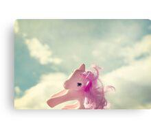 My Little Pony 2 Canvas Print