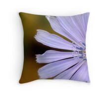 Purple Explodes! Throw Pillow