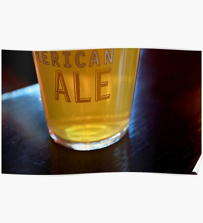 American Ale Poster