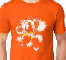 Crash Man Splattery T Unisex T-Shirt