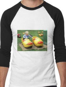 Little Boys Toys Men's Baseball ¾ T-Shirt