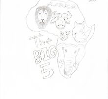 The Big 5 by JonWyns5669