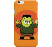 The Nice Monster iPhone Case/Skin