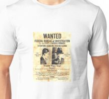 Bugsey Siegel Wanted Unisex T-Shirt