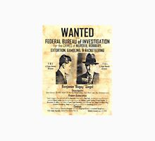 Bugsey Siegel Wanted Unisex T-Shirt