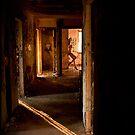 Tonya in abandoned building by Erovisions Studio